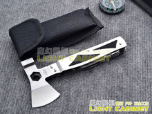 Car life-saving hammer axe bag glue handle multifunctional tool outdoor tool survival knife