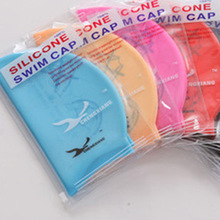 Flexible Silicone Swimming Cap Stretch Waterproof Unisex Men/Women Durable