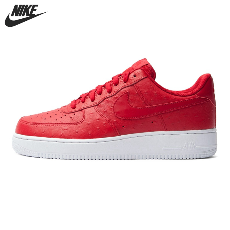 Nike Air Force Blancas Con Rojo