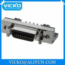 [VK] 5917738-2 CONN CHAMP RCPT 20POS .050 R/A connectors - VICKO (HK store ELECTRONICS TECHNOLOGY CO LIMITED)