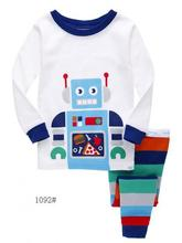 Retail Jumping Beans Children s Pajamas Suit Toddler Sleeping wear PJ S Girl Pijama Set Kid