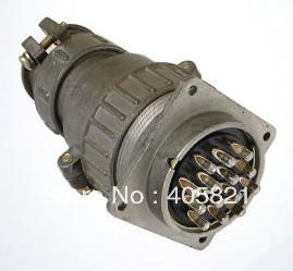 P32K2Q Aviation plug,circular connector Socket Plug, P32-8 32mm 8pins<br><br>Aliexpress