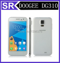 Original new DOOGEE Voyager DG310 Cell Phone Quad Core MTK6582 Cortex A7 5 0 Inch IPS