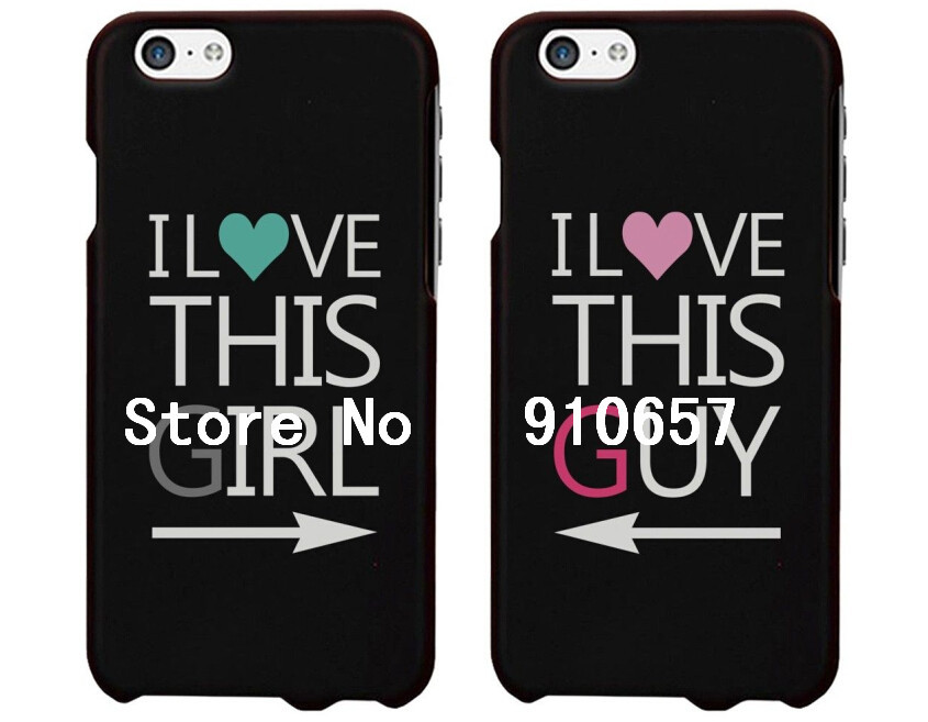 Couples Matching Phone Cases for iphone 6 from Reliable phone cases ...