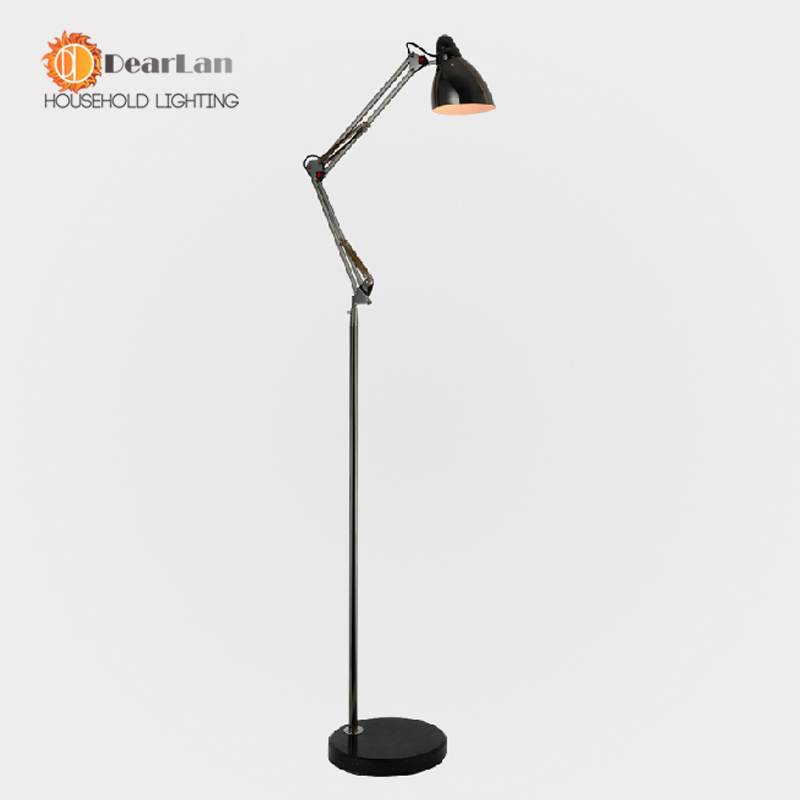 Buy Modern Floor Lamp Lighting Iron Lamps