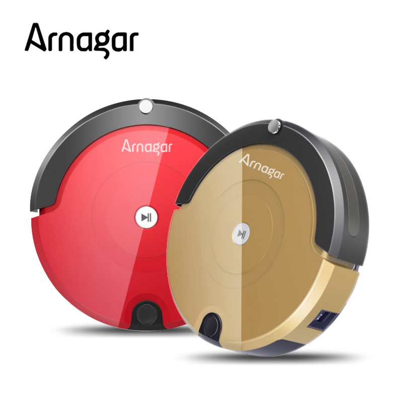 Arnagar Q2S Robot Vacuum Cleaner Planned Route for Home 800Pa, Sweep Vacuum Wet Mopping and Dry up(China (Mainland))