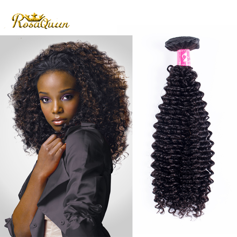 Queen Hair Products Brazilian Kinky Curly Virgin Hair 3 bundles Brazilian Curly Virgin Hair Human Hair Extensions Weave Bundles