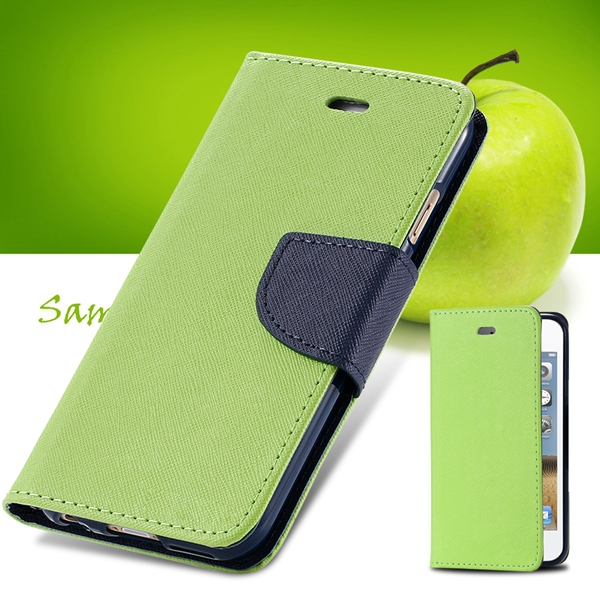 Beautiful Carrying Full Case For Iphone 4 4s 4g Wallet Style Flip PU Leather Phone Cover Stand Card Slot 11 Colors With Logo(China (Mainland))