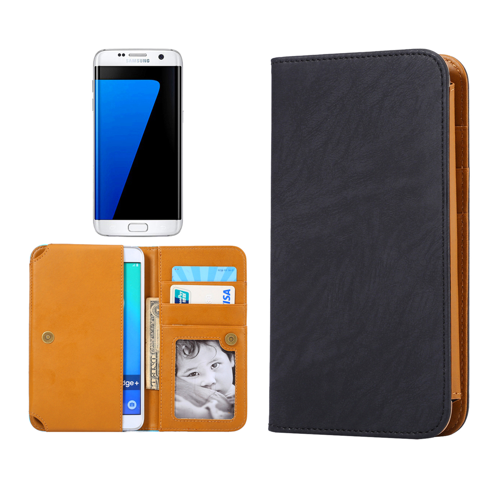 For Kruger&Matz Live Case 2016 Hot Leather Protection Phone Case With 5 Colors And Card Wallet(China (Mainland))