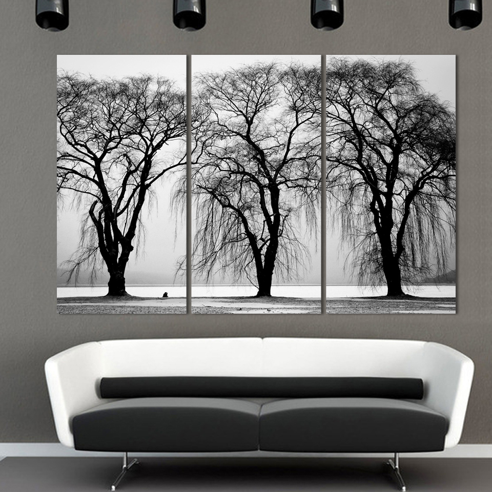 Online kopen Wholesale zwart boom canvas uit China zwart boom ...