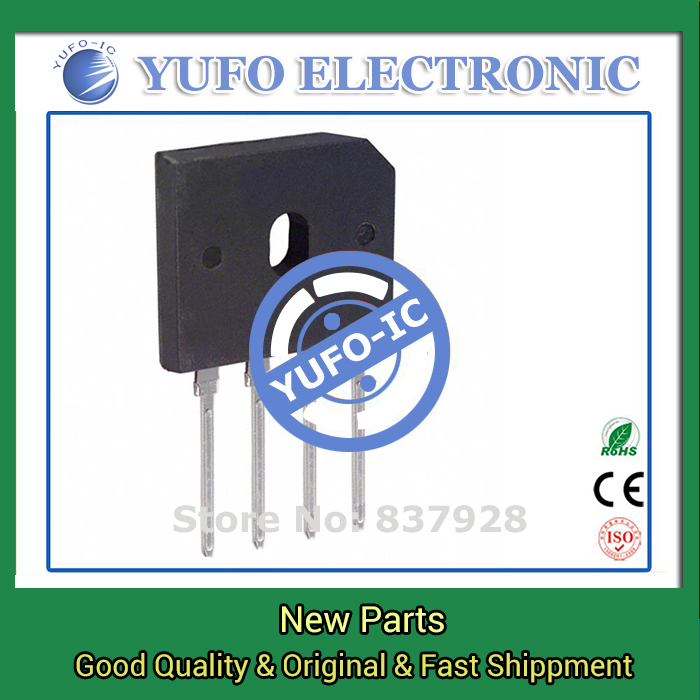 Free Shipping 10PCS GBU1010 genuine original [RECT BRIDGE GPP 10A 1000V GBU]  (YF1115D)
