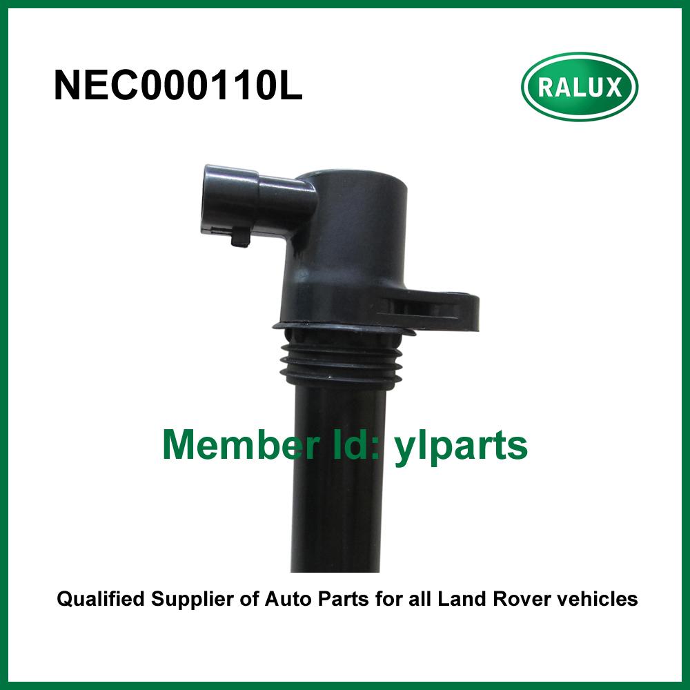 NEC000110L short dry car spark coil for LR1 Freelander 1 1996 2006 auto ignition coil replacement