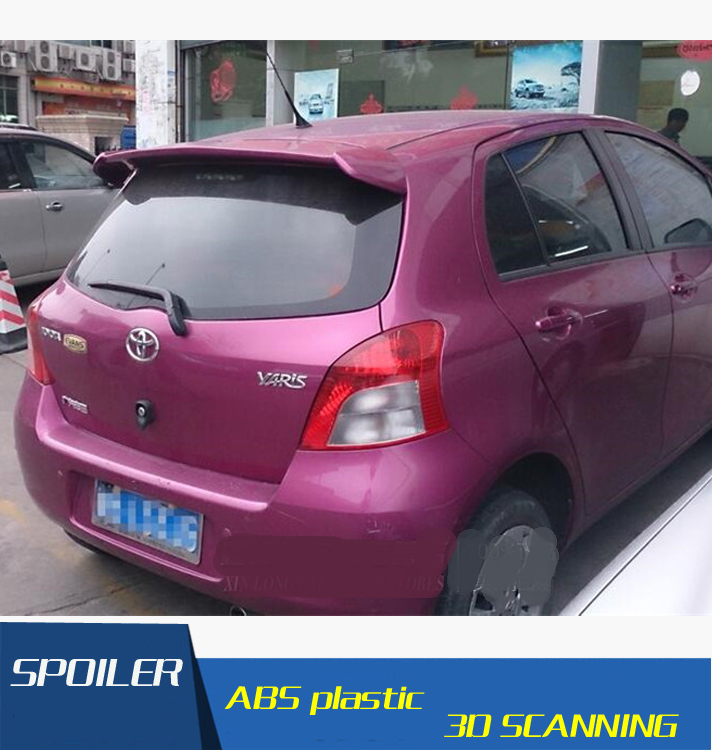 Popular Toyota Yaris Spoiler Buy Cheap Toyota Yaris
