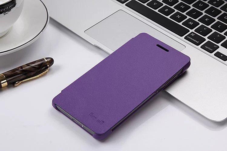 2017 High quality Business Leather Case For Xiaomi Redmi 3 Redmi3 / Redmi 3 Pro Case Flip Mobile Phone Cover Accessories