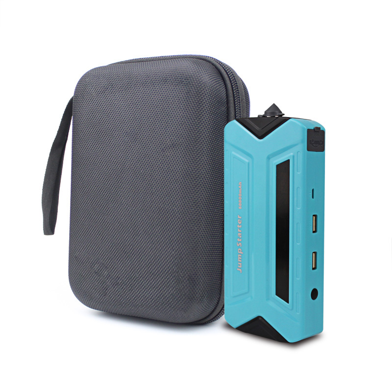 High Quality 12V Portable Mini Jump Starter Car Jumper Booster Power Bank for Petrol and Diesel(China (Mainland))