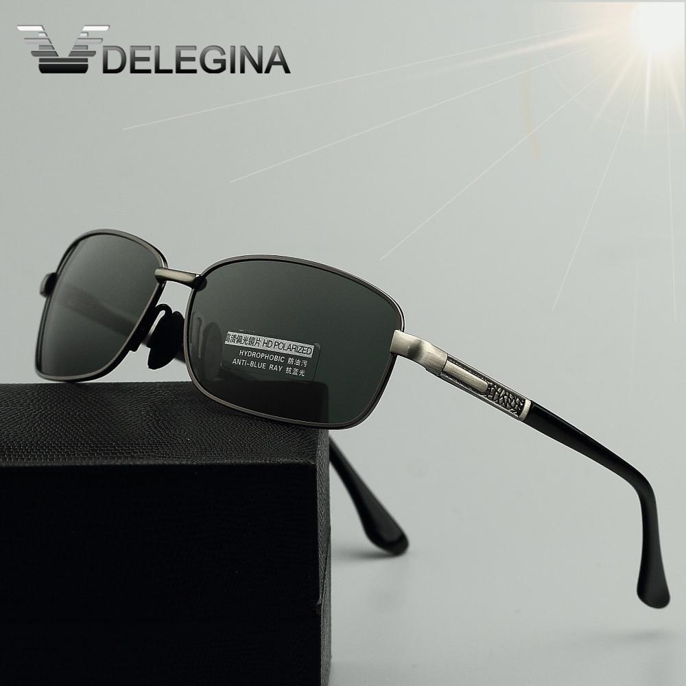 Hot 2016 Mens Polarized Sunglasses Men Driving Fishing Sun Glasses Goggles(China (Mainland))