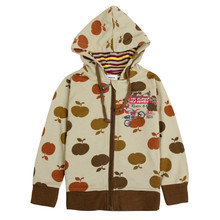 Free shipping 2016 kids wear children outerwear baby clothing zipper boys spring winter casual fashion hoodies A3356 tees cotton(China (Mainland))