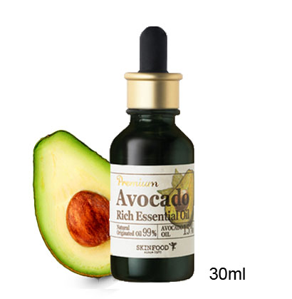 15% Avocado Compound Essential Oil 30ml Pure Nature Element Skin Treatment Facial Moisturing Fine Wrinkles