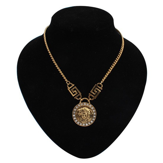 Heavy Gold Chain Necklace Anti Gold Chain Heavy