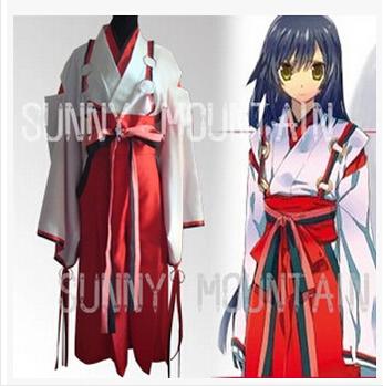 Tokyo Ravens Natsume Tsuchimikado Cosplay Costume kimono hero wear customized costume(China (Mainland))
