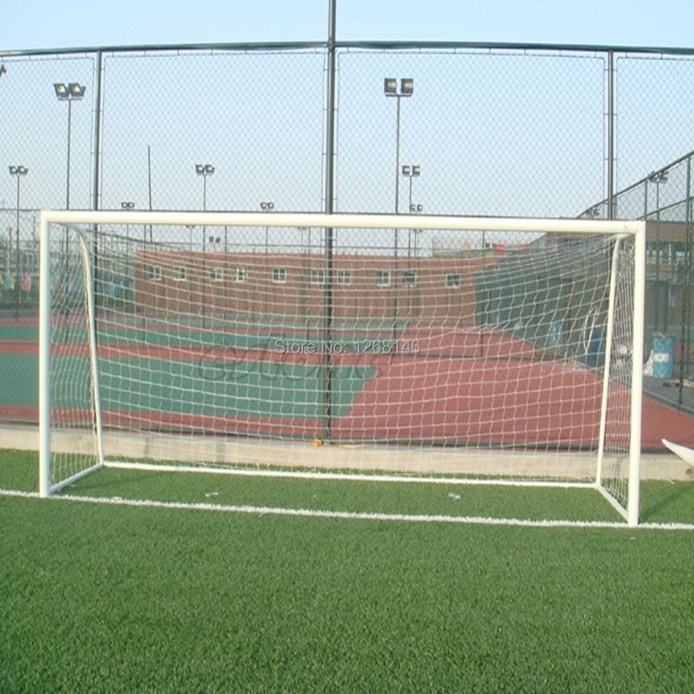 S111 Free Shipping 2mx5m New Football Soccer Goal Post Nets For Sports Training Practice Outdoor Match(China (Mainland))
