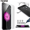 Tikono Ultra Thin 2 5D Tempered Glass Screen Protector Film For iPhone 5 5S 6 6S