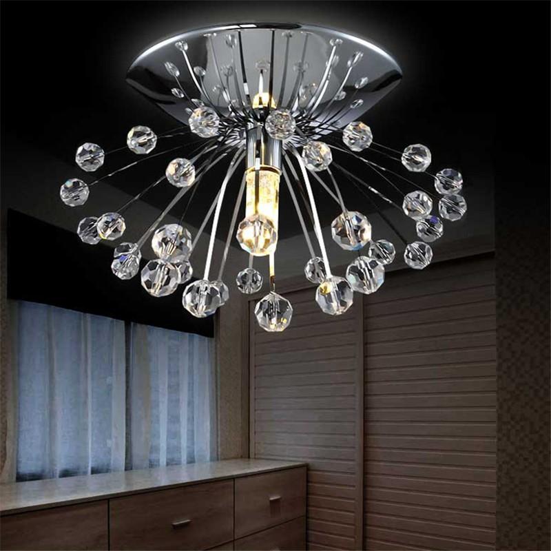 k9 crystal ceiling lamp