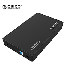 Buy ORICO 3588US3 3.5 inch USB 3.0 SATA External Hard Drive Disk Case HDD Enclosure Tool Free support 4TB Notebook Desktop PC for $15.68 in AliExpress store