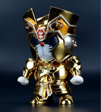 Doraemon DoraCat Gemini Saint Seiya Myth Cloth Gold Ex Gemini Action figure toys Christmas Gifts