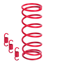 Buy Metal Red Performance 2K RPM Torque Clutch Spring many 157QMJ 4 stroke engine GY6 125cc 150cc Chinese scooters mopeds ATV for $13.01 in AliExpress store