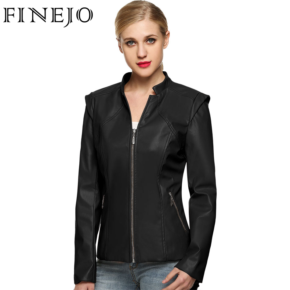 Online Get Cheap Brown Leather Women Jacket -Aliexpress.com