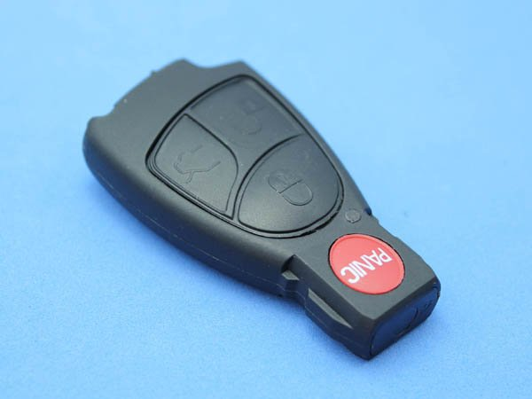 Replacement mercedes benz 3 1 buttons smart remote key fob for Mercedes benz replacement keys