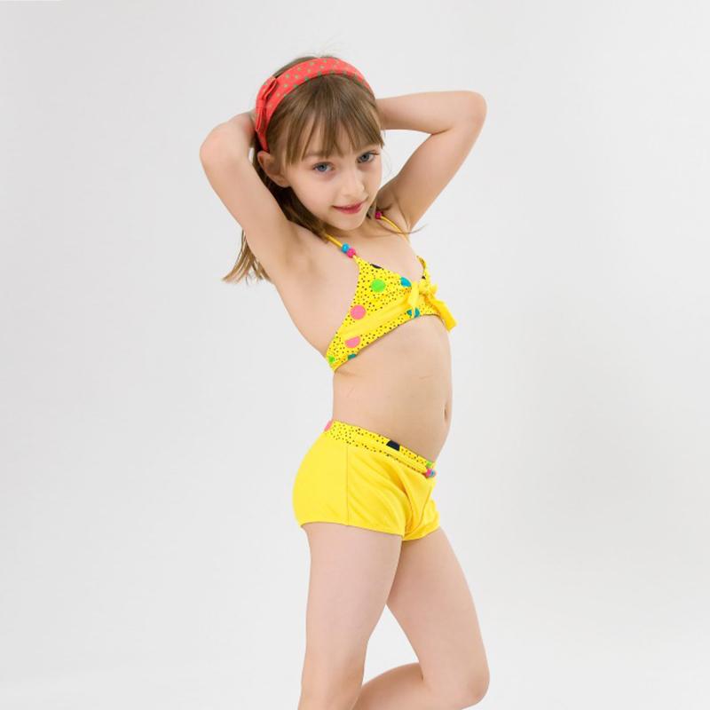 cute kids swimwear baby girl bikini baby swimming free