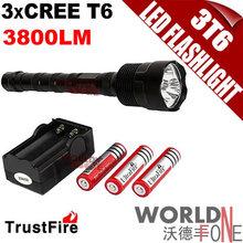 wholesale high power led flashlight