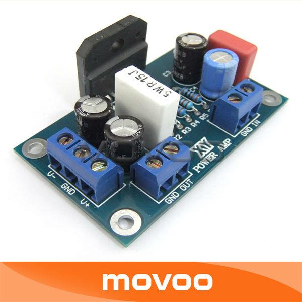 LM3886TF малого моно Аудио усилитель мощности звуковой плате цифровой усилитель переменного тока 20-28В 60Вт #090150