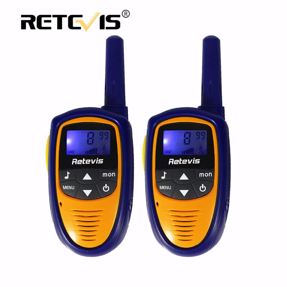 2pcs Mini Children Walkie Talkie Kids Radio Retevis RT31 0.5W 8/22CH PMR446 Portable Ham Radio Comunicador Handy 2 Way Toy Radio(China (Mainland))