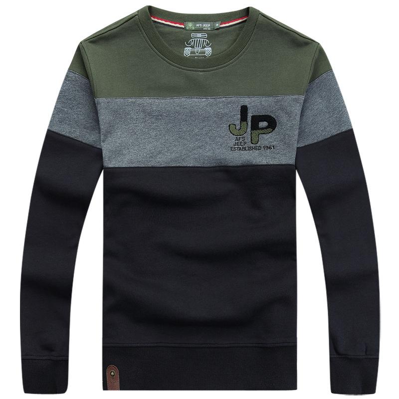 Autumn winter long sleeve t shirt men 2015 new casual for European mens dress shirts