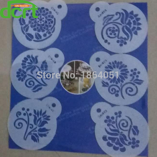 Popular Icing Stencil-Buy Cheap Icing Stencil lots from ...