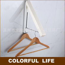 hidden type ,Folding multifunctional clothes hanger,Load bearing: 30KG Home Furniture Convenience Beautiful(China (Mainland))