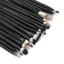 Wholesale 2015 New Fashion 20Pcs Makeup Brushes Set Powder Foundation Eyeshadow Eyeliner Lip Cosmetic Brush Tool Free Shipping(China (Mainland))
