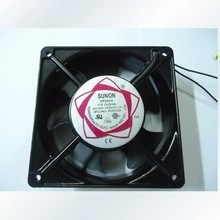 Free Shipping Copper SUNON 12038 HBL fan exhaust fan 220V 12CM 12*12 120*120*38MM 1238 12038 double ball kitchen