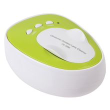 Portable 4ML 100-240V  Mini Contact Lens Ultrasonic Cleaner Fast Ultrasonic Cleaning Machine Gadget(China (Mainland))