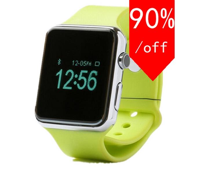 2016 New Aa Bluetooth Smart Watch Wrist Watch Men Sport Watch For Android Phone 0.3Mp Camera SIM+TF Card Slot 450Mah Battery(China (Mainland))