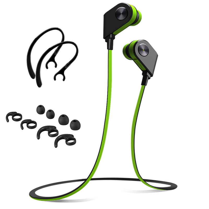 font b Wireless b font Bluetooth Headphone Headset for Phone Sports Stereo Earphone Bass In
