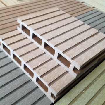 Wpc decking wood plastic composite decking outdoor indoor for Indoor outdoor wood flooring