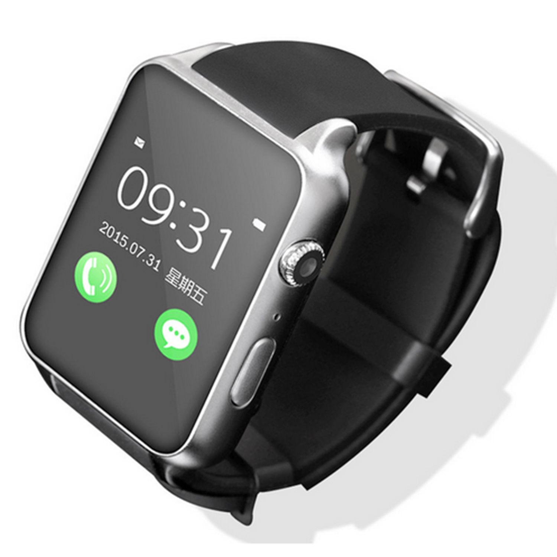 ถูก ใหม่GT88บลูทูธสมาร์ทนาฬิกากันน้ำH Eart Rate Monitor S Mart W AtchสำหรับIOS A Ndroidมาร์ทโฟนระบบสนับสนุนTF/ซิมการ์ด