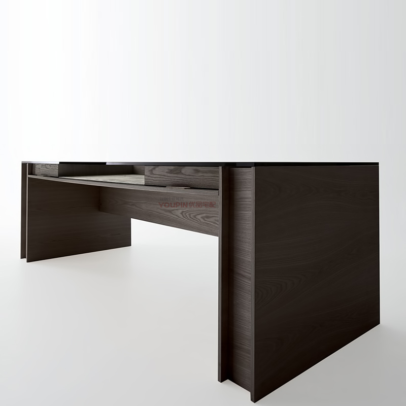 Advanced Custom Furniture Modern Minimalist Desk