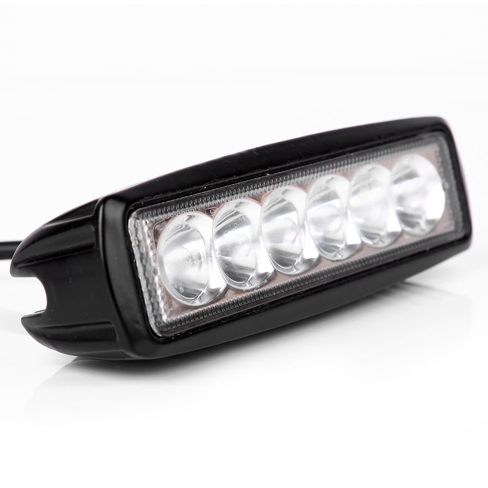 Mini 6 inch LED Light Bar 18W Offroad LED Bar LED ...