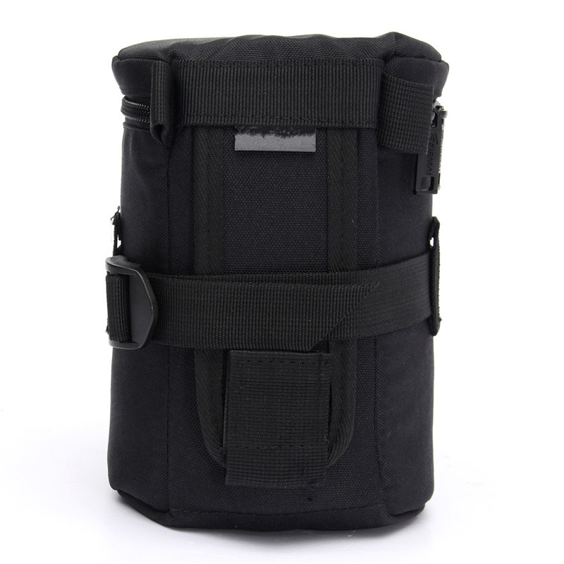 10.5x16cm Waterproof  Camera Lens Protector Pouch Case Bag For Canon For Sony For Nikon For Samsung DSLR SLR