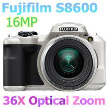 Fuji Fujifilm cámara digital de alta definición s8600 comparación con la cámara DSLR 16 millones de píxeles efectivos 36 times zoom óptico(China (Mainland))